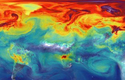 Le débat sur le réchauffement climatique