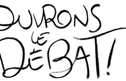Faire un débat