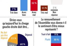 Les sondages et l'opinion publique