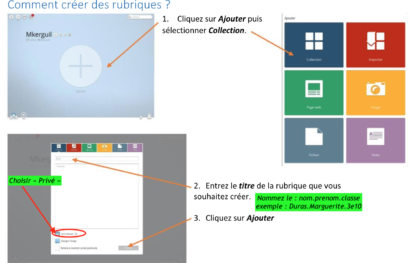 Contrôler les notifications Pearltrees