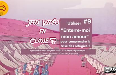 """[Vidéo tuto""""] JVEC#9 : Un débat politique en France : La crise des réfugiés"""