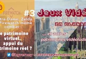 [Vidéo tuto'] Ep#3 : Patrimoine virtuel et réel, même combat ?