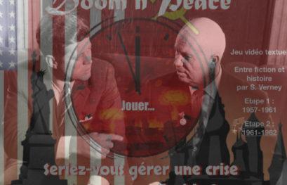 Doom'n peace #3 : seriez-vous gérer une crise de la guerre froide ?