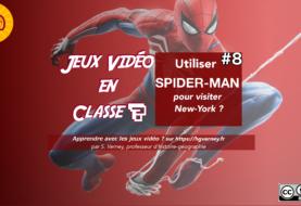 [Vidéo tuto'] Ep#8 : Spider-Man, guide touristique et mémoriel de New-York