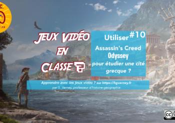 [Vidéo Tuto'] Ép#10 : Visiter une cité grecque au Ve siècle avant JC