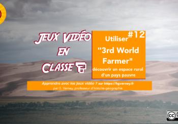 [Let's Play'] JVEC#12 : Habiter la campagne en Afrique subsaharienne